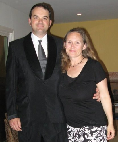 Happy Anniversary to Molli and I
