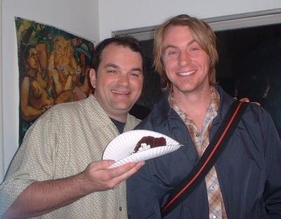 Greg and Ryan