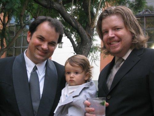 Me, Sean, Marc