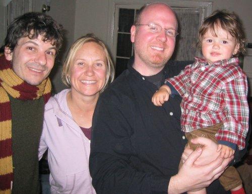 Foji, Molli, Ryan and Sean