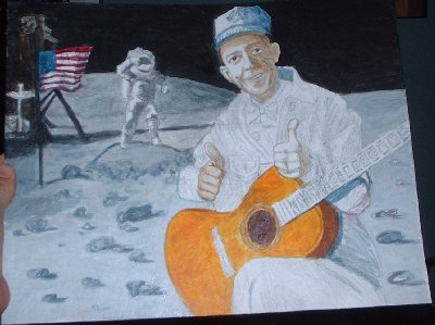 Jimmie Rodgers in Space - Stage 1