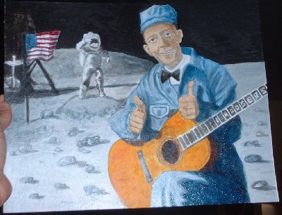 Jimmie Rodgers in Space - stage 2