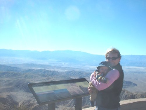 Molli and Sean at Keys View