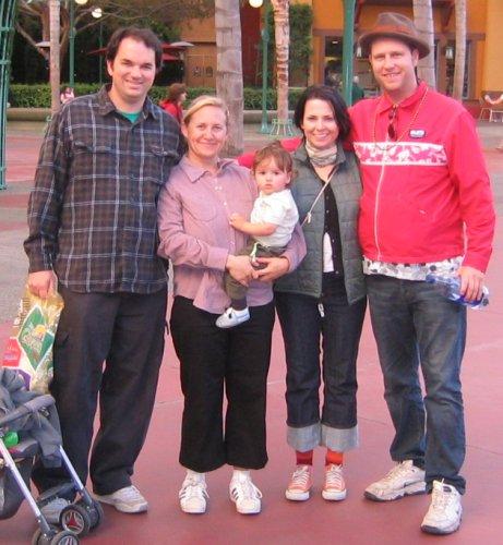 Disneyland for Kelli's Bday