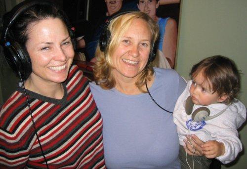 Kelli, Molli, Sean: The Rudnettes