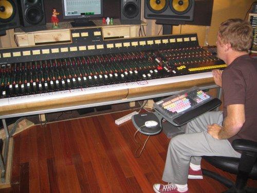Mark at the Board