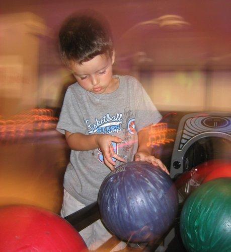 Friday bowling