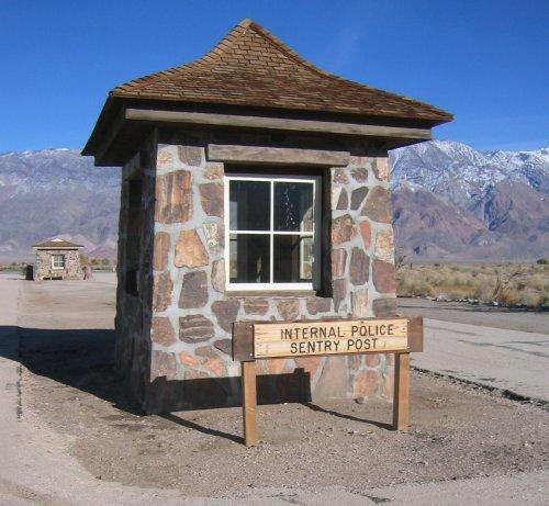 Sentry Post, Manzanar