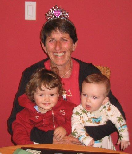 Happy Birthday Mom!!!