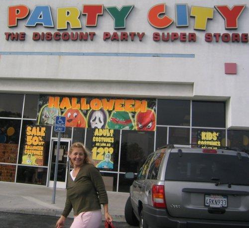 Woooo! Party! City!