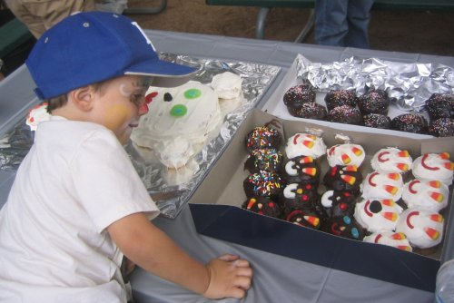 These cupcakes look really interesting!