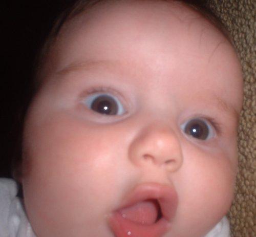Sean at 4 months