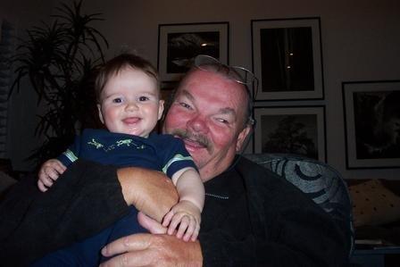 Sean and Grandpa