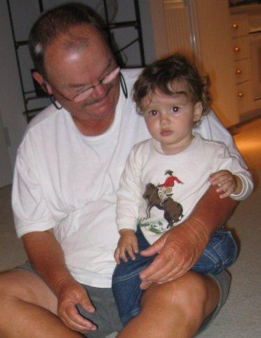Sean and Papa