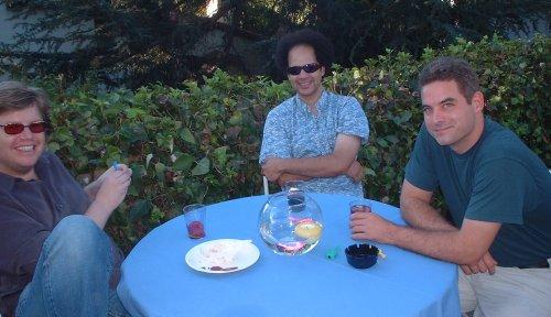 Marc, Tony, Os