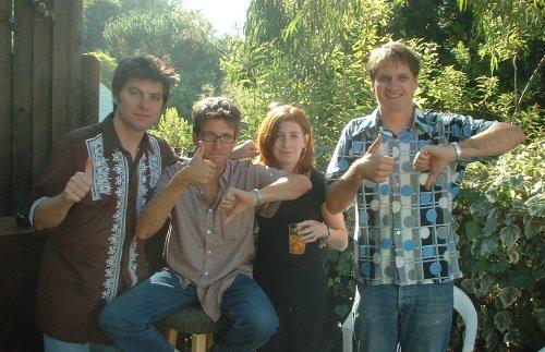 Ken, Charlie, Bonnie, Steve
