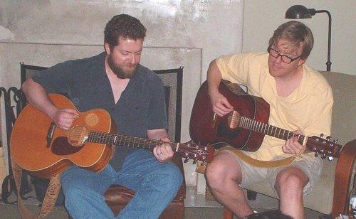 Ken and Matt