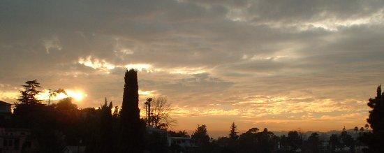 Sunset 02-13-02
