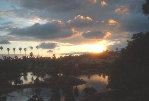 Sunset 030403