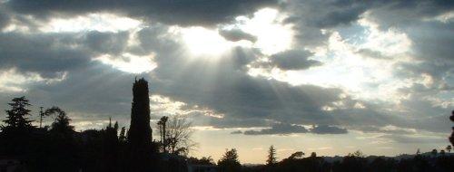 Sunset - 03-29-02
