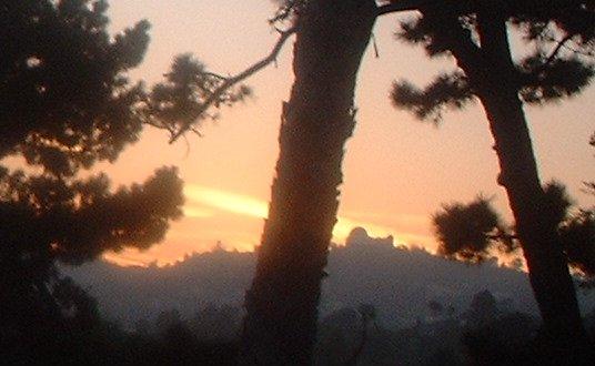 sunset 070902