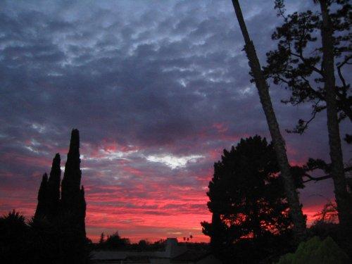 Sunset tonight part 2
