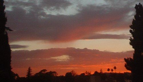 sunset 090502