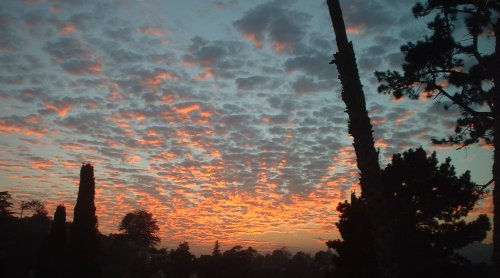 sunset 092402 6:52pm