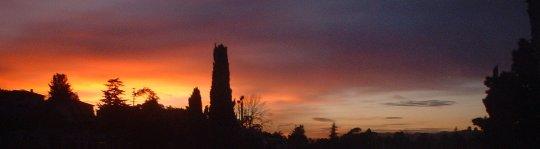 Sunset 1-18-02