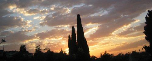 Sunset 10/12/04