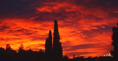 Sunset 11-26-02
