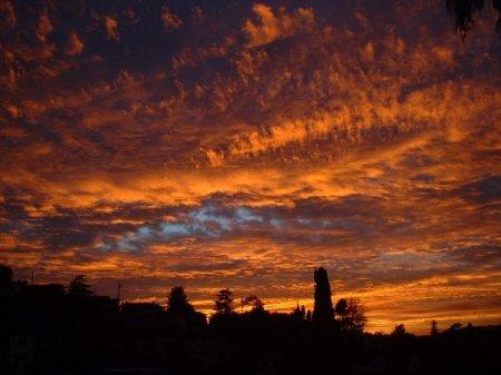 Sunset 11-28-01