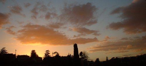 Sunset - 12-09-01