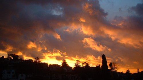 sunset 12-14-01