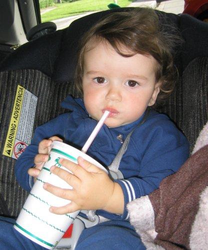 mmmm milkshake