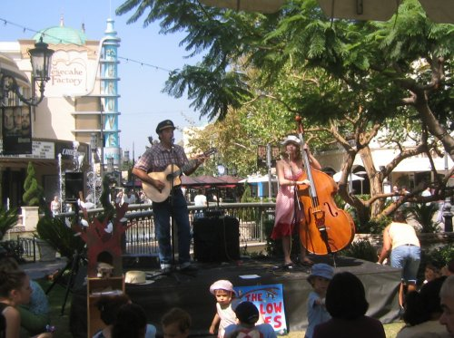 The Hollow Trees at The Grove